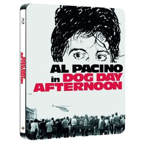 DOG DAY AFTERNOON Limited Edition Steelbook EXCLUSIVE [Imported] (BLU-RAY)