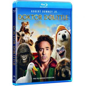 DOLITTLE [Imported] (BLU-RAY)