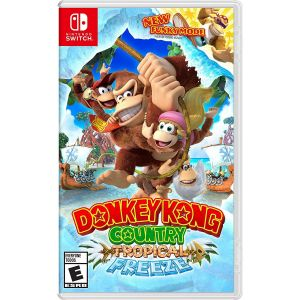 DONKEY KONG COUNTRY: TROPICAL FREEZE (NSW)