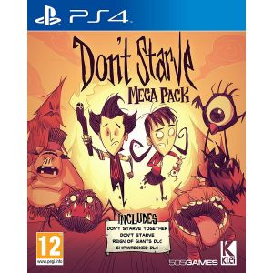 DON'T STARVE MEGAPACK (PS4)