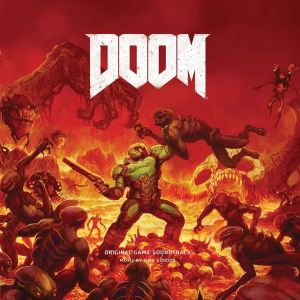 DOOM – THE ORIGINAL GAME SOUNDTRACK (AUDIO CD)