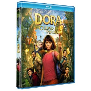 DORA AND THE LOST CITY OF GOLD [Imported] (BLU-RAY)