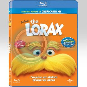 DR. SEUSS' THE LORAX (BLU-RAY 3D)