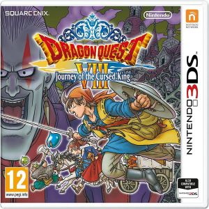 DRAGON QUEST VIII: JOURNEY OF THE CURSED KING (3DS, 2DS)