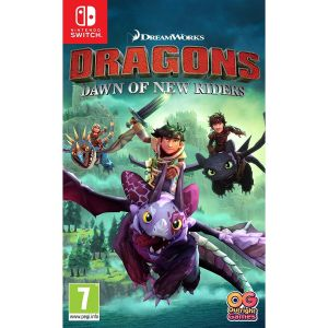 DRAGONS: DAWN OF NEW RIDERS (NSW)