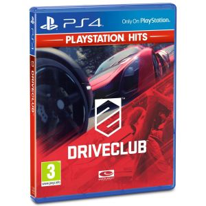 DRIVECLUB PlayStation Hits (PS4)