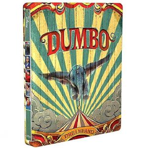 DUMBO [2019] Limited Edition Steelbook (BLU-RAY)