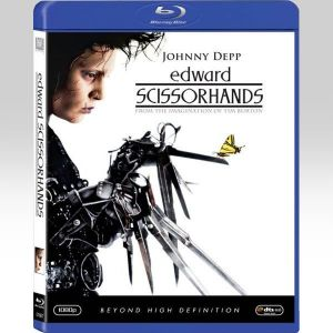 EDWARD SCISSORHANDS - Ο ΨΑΛΙΔΟΧΕΡΗΣ (BLU-RAY)