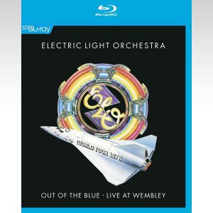 ELECTRIC LIGHT ORCHESTRA: OUT OF THE BLUE - LIVE AT WEMBLEY [SD UPSCALED] (BLU-RAY)