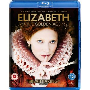 ELIZABETH: THE GOLDEN AGE - ELIZABETH: Η ΧΡΥΣΗ ΕΠΟΧΗ (BLU-RAY)