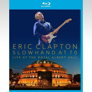 ERIC CLAPTON: SHOWLAND AT 70 - LIVE AT THE ROYAL ALBERT HALL (BLU-RAY)