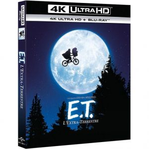E.T.: THE EXTRA TERRESTRIAL 4K [Imported] (4K UHD BLU-RAY)