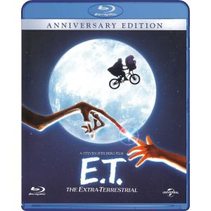 E.T.: THE EXTRA TERRESTRIAL (BLU-RAY)