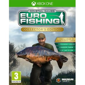 EURO FISHING - COLLECTOR'S EDITION (XBOX ONE)
