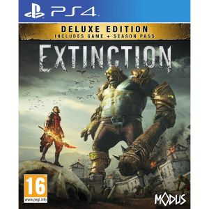 EXTINCTION - Deluxe Edition (PS4)