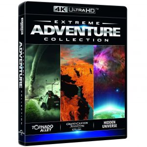 EXTREME ADVENTURE Collection 4K [Imported] (4K UHD BLU-RAY)