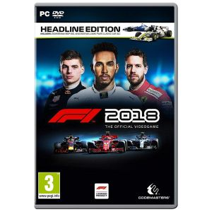 F1 2018 - Headline Edition (PC)
