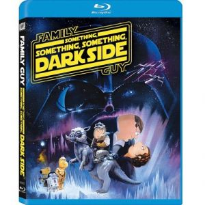 FAMILY GUY: SOMETHING SOMETHING SOMETHING DARKSIDE (BLU-RAY)