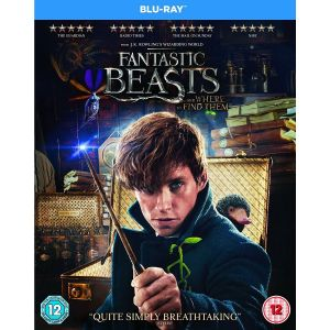 FANTASTIC BEASTS AND WHERE TO FIND THEM - ΦΑΝΤΑΣΤΙΚΑ ΖΩΑ ΚΑΙ ΠΟΥ ΒΡΙΣΚΟΝΤΑΙ (BLU-RAY)