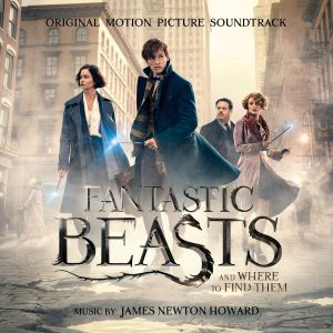 FANTASTIC BEASTS AND WHERE TO FIND THEM - THE ORIGINAL MOTION PICTURE SOUNDTRACK (AUDIO CD)