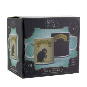 Fantastic Beasts - Niffler Heat Change Mug (PP3882FB)