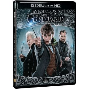 FANTASTIC BEASTS: THE CRIMES OF GRINDELWALD 4K+2D (4K UHD BLU-RAY + BLU-RAY 2D)