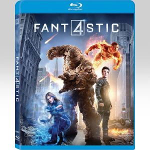FANTASTIC FOUR [2015] (BLU-RAY)