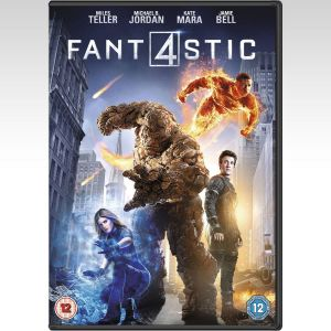 FANTASTIC FOUR [2015] (DVD)