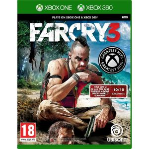 FAR CRY 3 Compatible (XBOX ONE, XBOX 360)