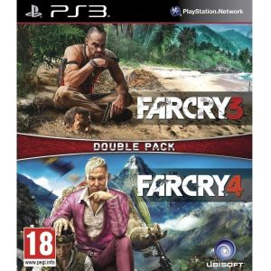 FAR CRY 4 & FAR CRY 3 - COMPILATION (PS3)