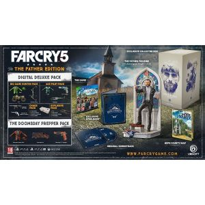 FAR CRY 5 - The Father Collector's Edition (PS4)