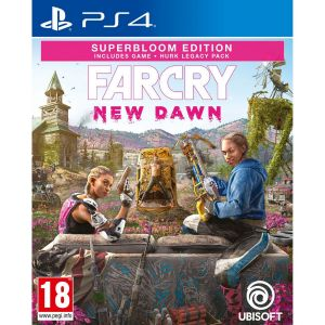 FAR CRY NEW DAWN - Superbloom Deluxe Edition (PS4)