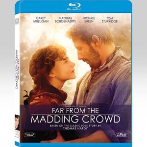 FAR FROM THE MADDING CROWD - ΜΑΚΡΙΑ ΑΠΟ ΤΟ ΠΛΗΘΟΣ (BLU-RAY)