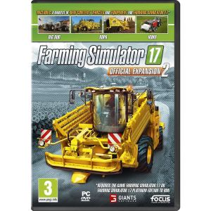 FARMING SIMULATOR 17 - OFFICIAL EXPANSION 2 (PC)