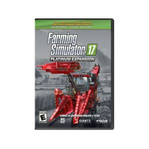 FARMING SIMULATOR 17 - PLATINUM EXPANSION (PC)