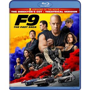 FAST & FURIOUS 9 - ΜΑΧΗΤΕΣ ΤΩΝ ΔΡΟΜΩΝ 9 (BLU-RAY)