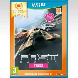 FAST RACING NEO - SELECTS (Wii U)