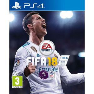 FIFA 18 - Standard Edition (PS4)