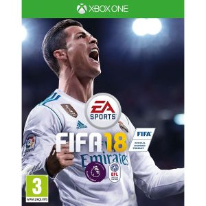 FIFA 18 - Standard Edition (XBOX ONE)