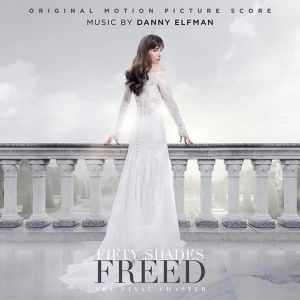 FIFTY SHADES FREED - ORIGINAL MOTION PICTURE SCORE (AUDIO CD)