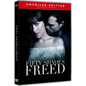 FIFTY SHADES FREED Limited Edition Digibook (2 DVDs)