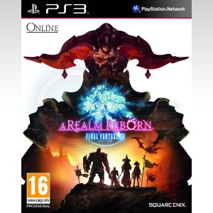 FINAL FANTASY XIV ONLINE REALM REBORN (PS3)