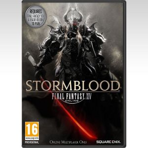 FINAL FANTASY XIV ONLINE STORMBLOOD (PC)