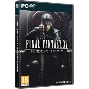 FINAL FANTASY XV: WINDOWS EDITION (PC DVD)