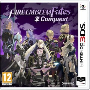 FIRE EMBLEM FATES: CONQUEST (3DS, 2DS)