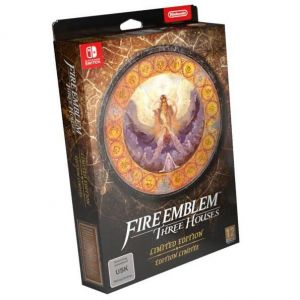 FIRE EMBLEM: THREE HOUSES Limited Edition (SWITCH)