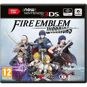 FIRE EMBLEM WARRIORS (3DS, 2DS)