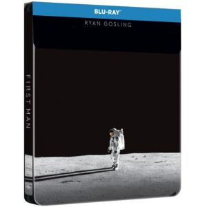 FIRST MAN Limited Edition Steelbook (BLU-RAY)