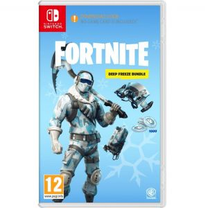 FORTNITE: DEEP FREEZE BUNDLE (DOWNLOAD CODE) (NSW)