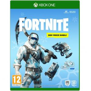 FORTNITE: DEEP FREEZE BUNDLE [ΚΩΔΙΚΟΣ VOUCHER] (XBOX ONE)